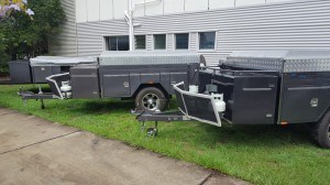 Custom Camper Trailers