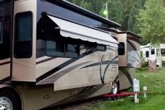 Camper Van Windows
