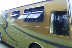 Custom Motorhome Windows