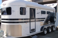 Coachman Horse Float Windows
