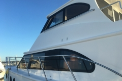 Direct Glazed Boat Windows