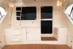 Swing Boat Door