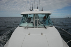 Hard Top Marine Windscreen