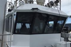 Marine Toughened Glass Windows