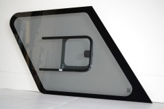 Custom Toughened Glass Window