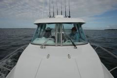Hard Top Vessel Windscreen