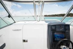 Boat Windscreen Interior