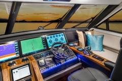 Interior Boat Windscreen