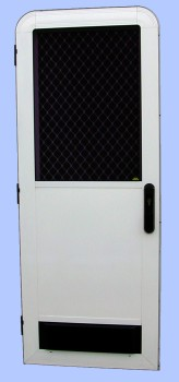 round top automotive door