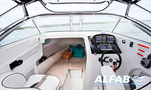 boat window replacement
