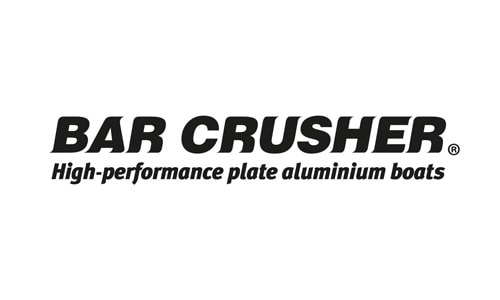 bar crusher aluminum boats