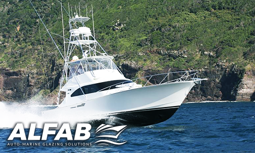 Assegai 51 High-end game fishing boat
