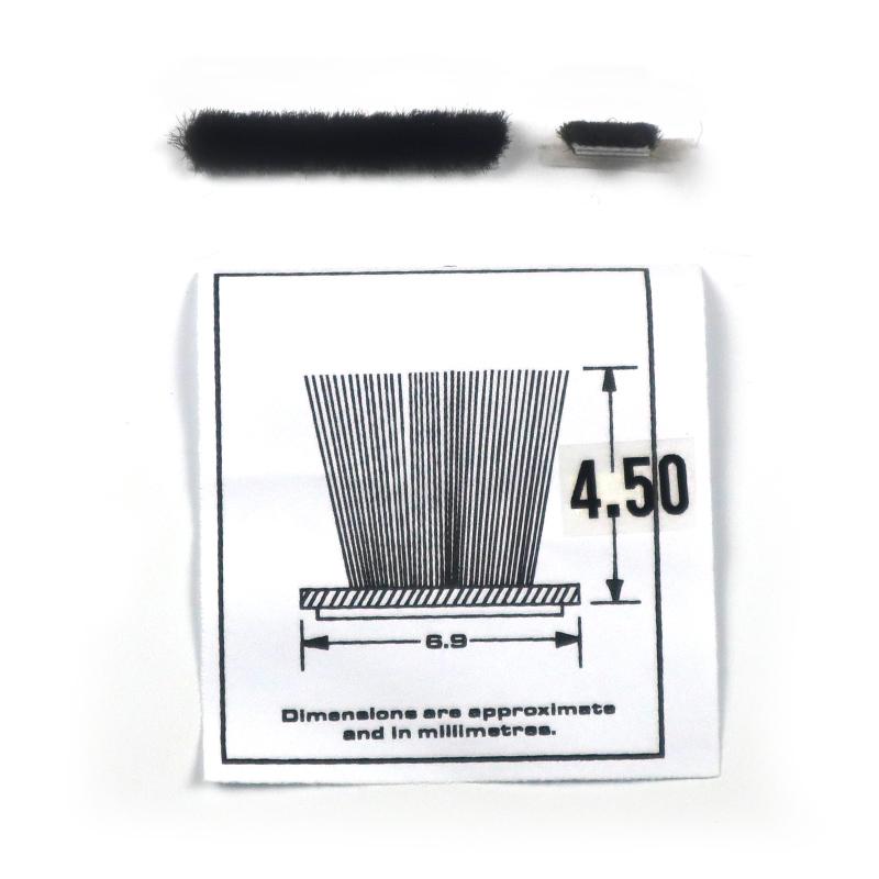 Polybond Weatherseal 69 Brush Sliding Door Seal