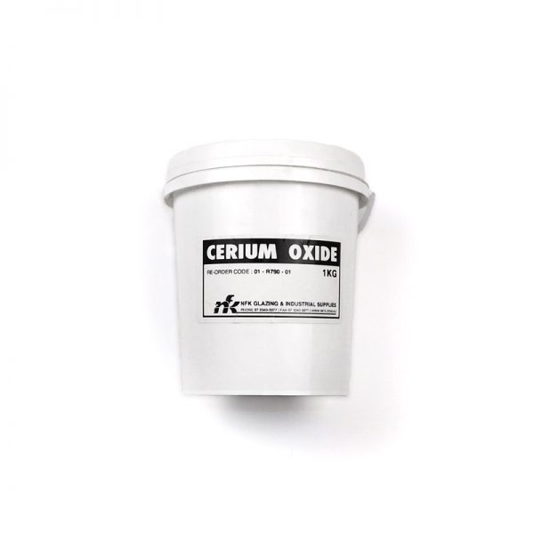 Glass Polish Powder
