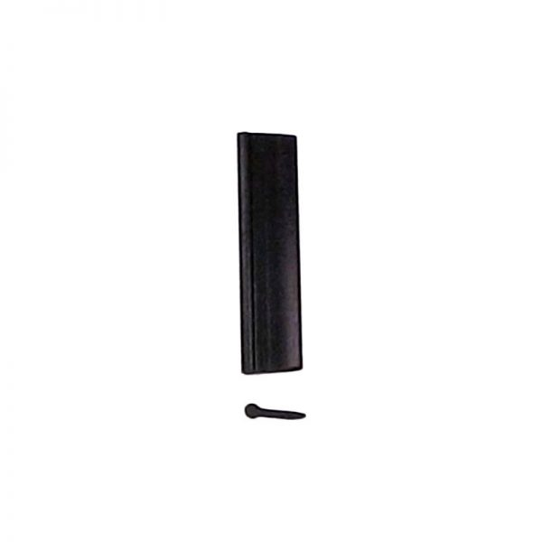 Black PVC Door Seal