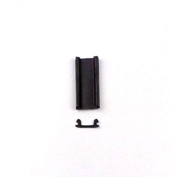 Black Sliding Window Track Insert Infill